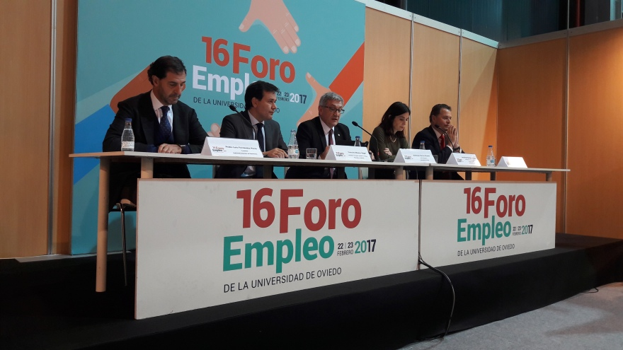 Emma Ramos - 16 FORO EMPLEO UNIVERSIDAD DE OVIEDO